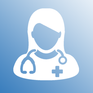 healthcare practicioner icon