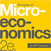 Principles of microeconomics for AP courses textbook image